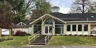 Trinity Episcopal sanctuary